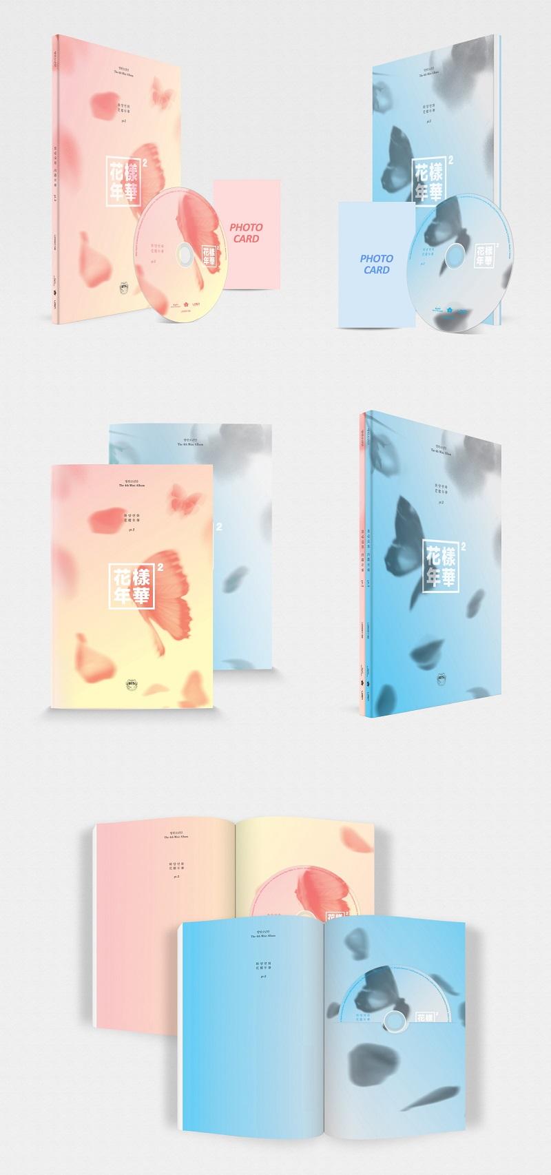 防弾少年団(BTS) - 花様年華 pt.2 [Blue Ver.]