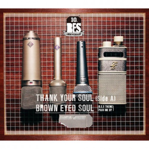BROWN EYED SOUL - THANK YOUR SOUL [Side A] [CD+Cassette Tape]