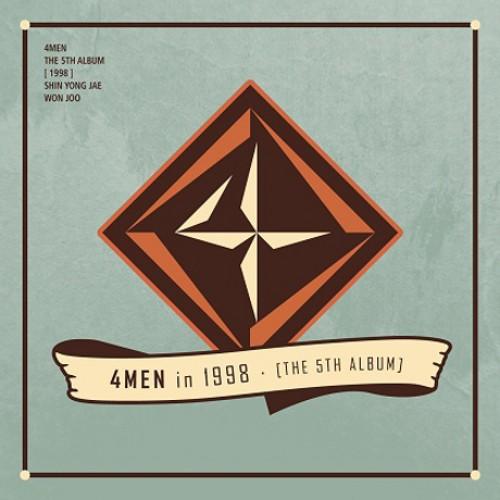 4MEN(포맨) - 1998 [THE 5TH ALBUM]