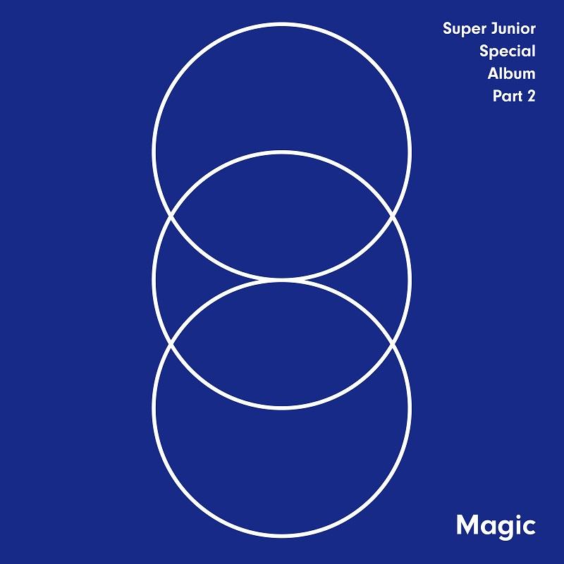 SUPER JUNIOR - Special Album Part.2 MAGIC