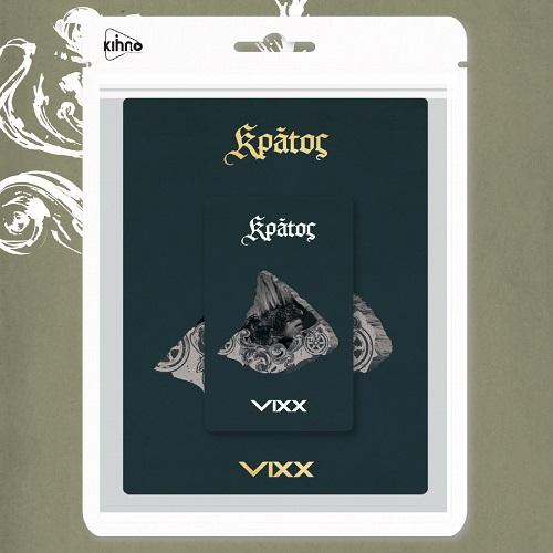 VIXX - KRATOS [Kihno Card Album]