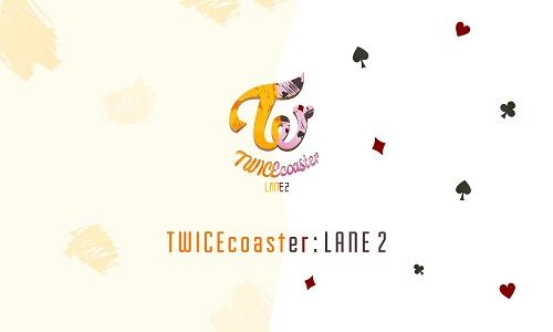 TWICE - TWICEcoaster : LANE 2 [B Ver.]