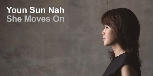 ナ・ユンソン(NAH YOUN SUN) - 9集 SHE MOVES ON