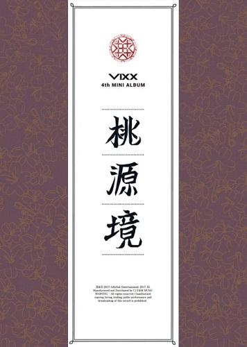 VIXX - 桃源境 [誕生花 Ver.]