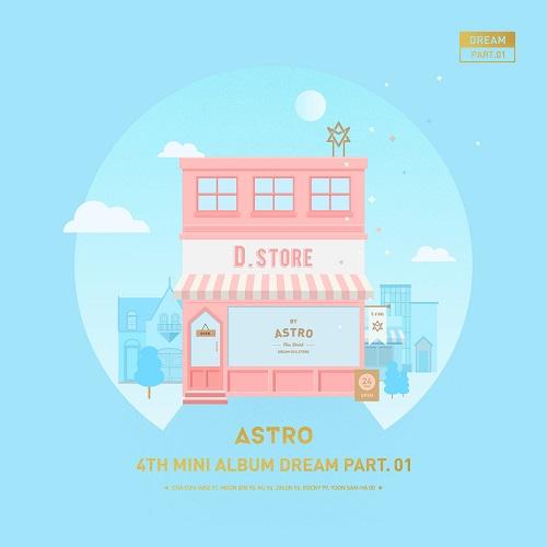 ASTRO - DREAM Part.01 [DAY]