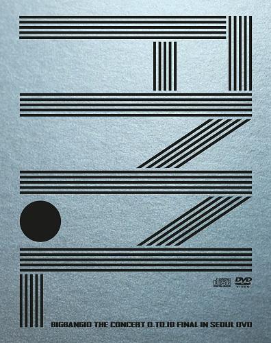 BIGBANG - BIGBANG10 The Concert 0.TO.10 FINAL in Seoul DVD