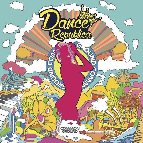COMMON GROUND - DANCE REPUBLICA