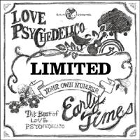 LOVE PSYCHEDELICO (러브 사이코텔리코) - EARLY TIMES :THE BEST OF