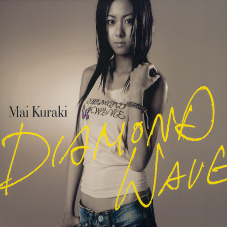 MAI KURAKI(쿠라키 마이) - DIAMOND WAVE [CD+DVD] [JAPAN]
