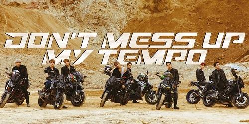 EXO - 5集 DON'T MESS UP MY TEMPO [Moderato Ver.]