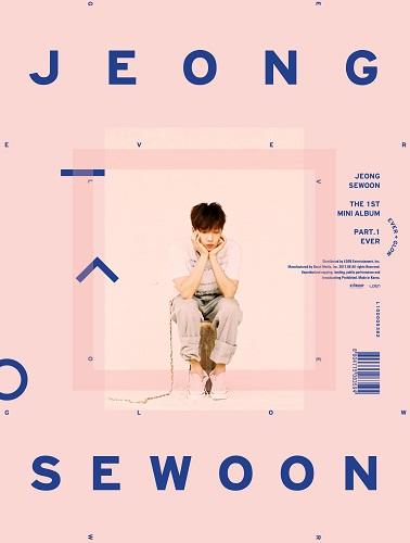 チョン・セウン(JEONG SE WOON) - EVER [Glow Ver.]