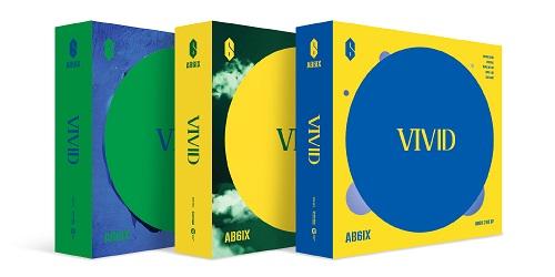 AB6IX - VIVID [I Ver.]