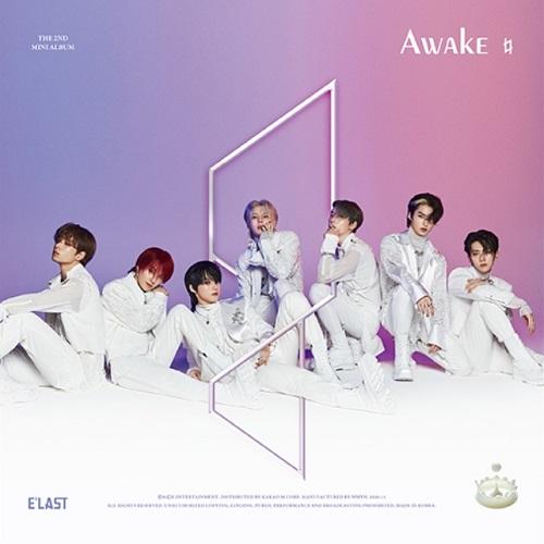 E'LAST - AWAKE [White Ver.]