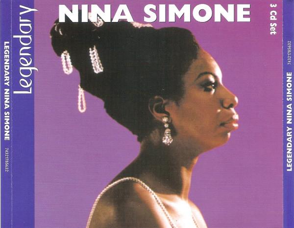 NINA SIMONE - LEGENDARY NINA SIMONE [수입]