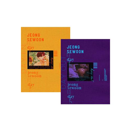 チョン・セウン(JEONG SE WOON) - DAY [Day In Ver.]