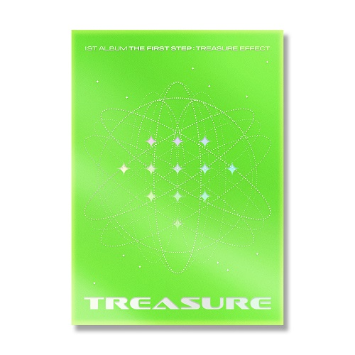 TREASURE - THE FIRST STEP : TREASURE EFFECT [Green Ver.]