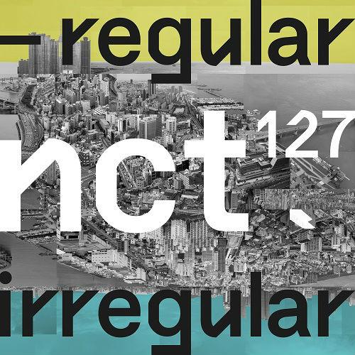 NCT 127 - 1集 NCT #127 REGULAR-IRREGULAR [Regular Ver.]