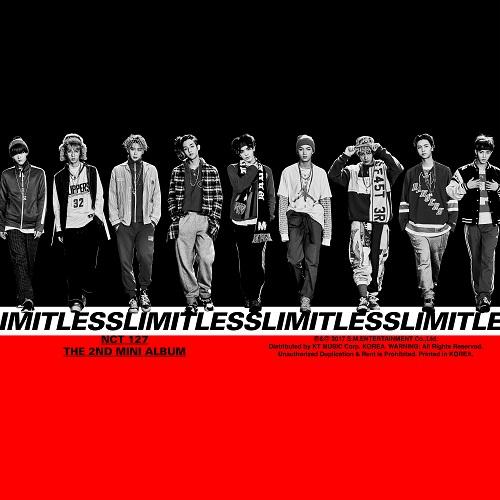 NCT 127 - LIMITLESS [Random Ver.]