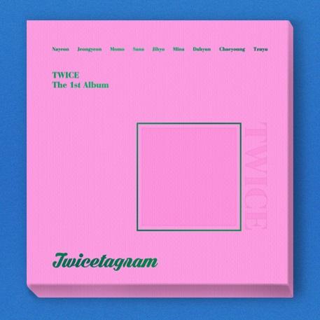 TWICE - 1集 TWICETAGRAM [A Ver.]