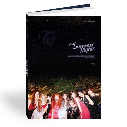 TWICE - SUMMER NIGHTS [C Ver.]
