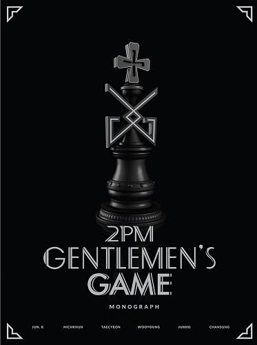 2PM - GENTLEMEN'S GAME MONOGRAPH
