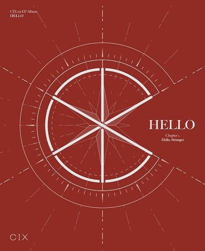 CIX - HELLO Chapter 1. HELLO, STRANGER [Hello Ver.]