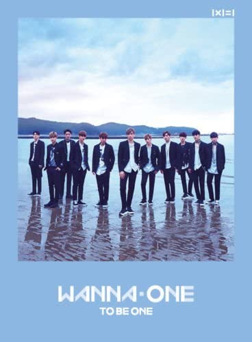 WANNA ONE - 1x1=1(TO BE ONE) [Sky Ver.]