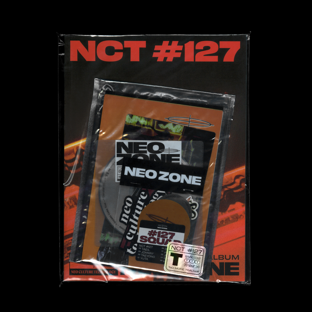 NCT 127 - 2集 NCT #127 NEO ZONE [T Ver.]