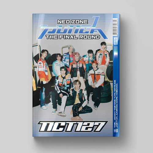 [入荷日未定]NCT 127- 2集 Repackage NCT #127 NEO ZONE: THE FINAL ROUND [1st Player]