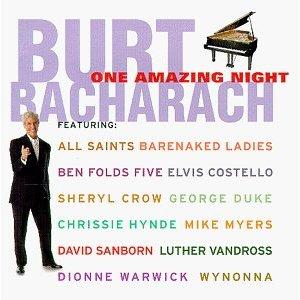 BURT BACHARACH - ONE AMAZING NIGHT