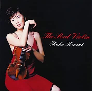 IKUKO KAWAI - THE RED VIOLIN