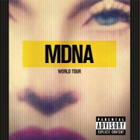 MADONNA – MDNA WORLD TOUR [수입]