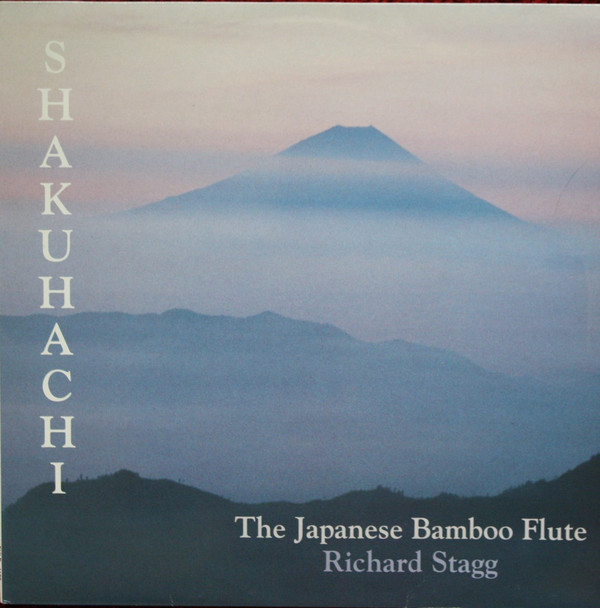 RICHARD STAGG - SHAKUHACHI : THE JAPANESE BAMBOO FLUTE [수입]