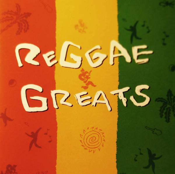 V.A - REGGAE GREATS