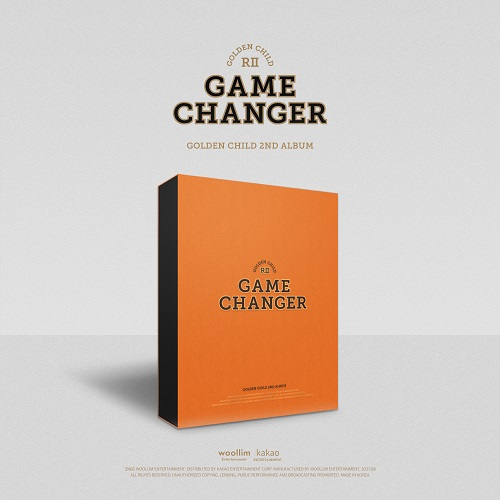 GOLDEN CHILD - GAME CHANGER [Limited Edition]