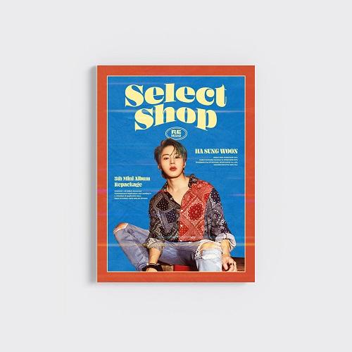 ハ・ソンウン(HA SUNG WOON) - SELECT SHOP [Bitter Ver.]