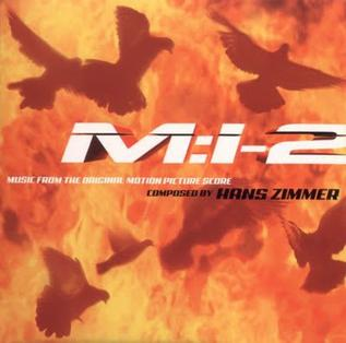 O.S.T - MISSION IMPOSSIBLE 2 [HANS ZIMMER]