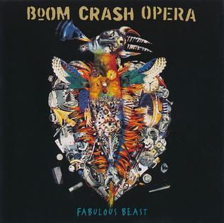 BOOM CRASH OPERA - FABULOUS BEAST