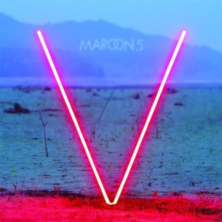MAROON 5 - V [STANDARD EDITION]