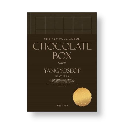 ヤン・ヨソプ(YANG YO SEOP) - CHOCOLATE BOX [Dark Ver.]