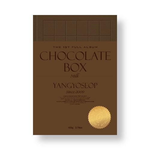 ヤン・ヨソプ(YANG YO SEOP) - CHOCOLATE BOX [Milk Ver.]