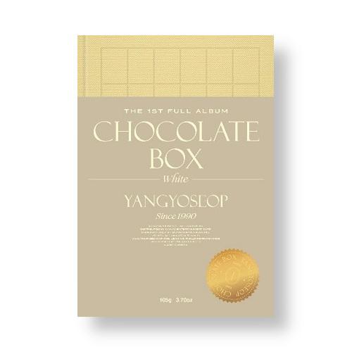 ヤン・ヨソプ(YANG YO SEOP) - CHOCOLATE BOX [White Ver.]