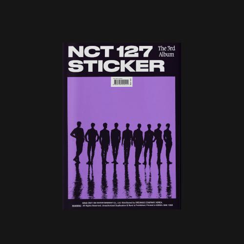 NCT 127 - 3集 STICKER [Sticker Ver.]