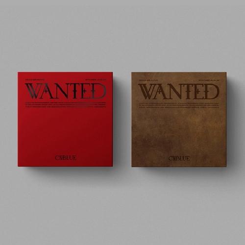 CNBLUE - WANTED [Random Ver.]